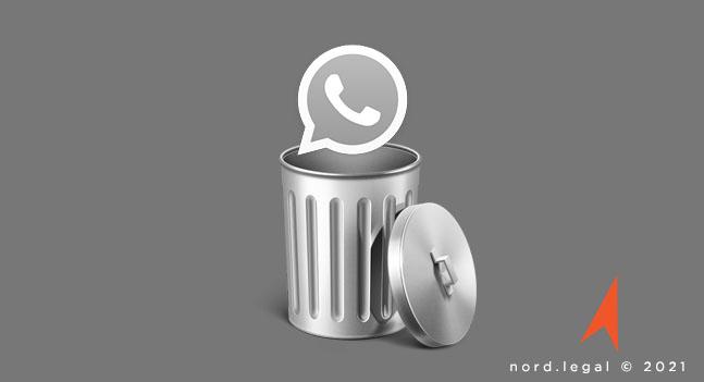 Weg met WhatsApp! Hallo Signal!